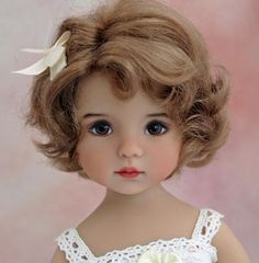 Dianna Effner Little Darling doll by Kuwahi Dolls