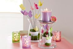 PartyLite | Our Products | Decorating Ideas | Clearly Creative Collect