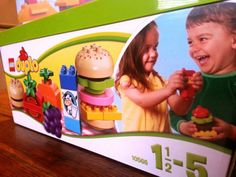 LEGO DUPLO 10566 Creative Picnic set giveaway  How Do You Play?