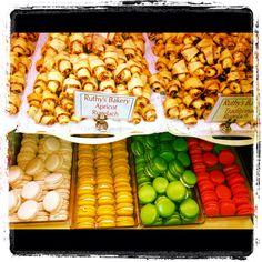 Ruthy's Bakery @ Chelsea Market: YUM