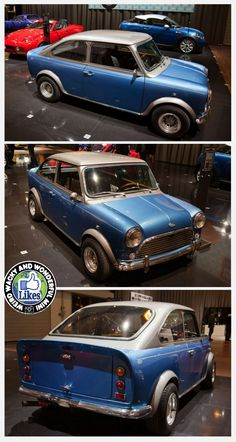 Our next W.A.W Mini is the beautiful yet sadly short lived Downton GT. Chunky Arched and gorgeous
