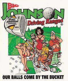 Big Johnson Golf