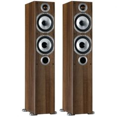 Reflecting the spirit and ambition of the Monitor Audio Bronze Reference range, the BR5 possesses an astonishing mix of clarity, exuberance and power from a deceptively slender loudspeaker, which transcends the conventional understanding of 'entry-level'.