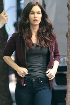 Megan Fox is back to work!