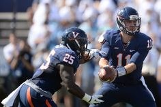 Virginia Cavaliers vs. Pittsburgh Panthers Pick-Odds-Prediction 10/4/14: Ryan's Free College Football Pick Against the Spread