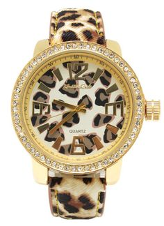 Crazy Cat Lady Watch $19.50