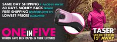 Pink Defense Weapons - Empowerment is Your Best Defense