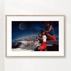 Venice LA from the series American Symbols - Dieter Matthes - Sin marco / 30x40 / No