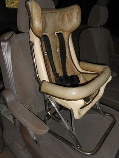 I Remember This Car Seat Kids Baby Sat Had One And My The Next Model Vintage Strollee 1978 For Display