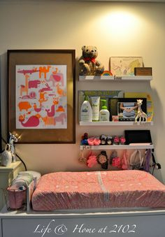 Life & Home at 2102: Master Bedroom with Nursery REVEAL!