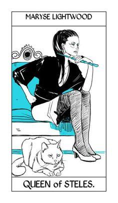 Queen Of Steles