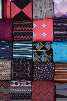 Men's Trend: Wild Dress Socks