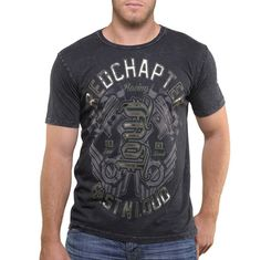 AVAILABLE IN STORE ONLY - Fast / Loud - Black Short Sleeve Men's Crew Neck…