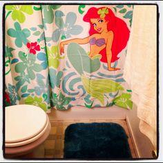 Little Mermaid bathroom.