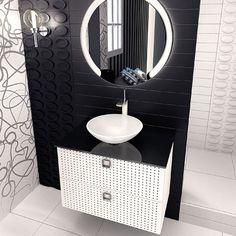 Plan de toilette Oba de Mobalpa