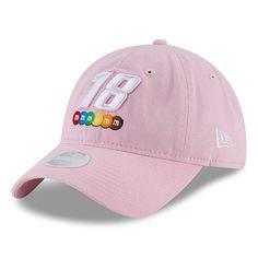 f0eb22e4363 Kyle Busch New Era Women s 9TWENTY Adjustable Hat – Light Pink