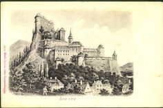 Hungary History, Budapest, Castles, 19th Century, Architecture Design, Painting, Art, Art Background, Architecture Layout