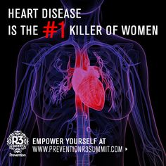 Did you know that heart disease is the #1 killer of women? Travis Stork MD, host of The Doctors, will explain why at #R3Summit in Austin on January 16. Get your tickets: http://www.preventionr3summit.com/