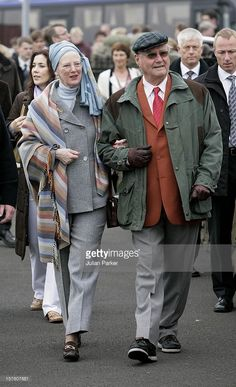 June 22, 2005--Queen Margrethe Ii, Prince Henrik, Crown Prince Frederik & Crown Princess Mary Of Denmark'S Four-Day Visit To The Faroe Islands.Visit To The Island Of Sandoy.