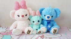 Disney Unibearsity cuties