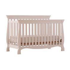 Storkcraft Venetian Fixed Side Convertible Crib | Wayfair