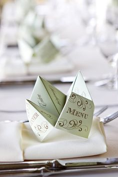 Cute and clever idea, Dinner Menu [ BookingEntertainment.com ] #entertainment