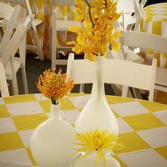 #c2mdesigns #floral #floraldesign #centerpiece #event #mokara #orchids #protea #fujimum #white #yellow #trio #contemporary #minimalist #style #simplicity #bestbuddieschallenge #vip #fundraiser #hyannis #kennedycompound #designsthatrock #likeC2MdesignsFacebook Designer: #christinemccaffery