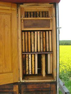 Maison pour abeilles .
