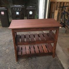 DIY Butcher Block Kitchen Island : 7 Steps (with Pictures) - Instructables Fast Furniture, Top Furniture Stores, Furniture Dolly, Funky Furniture, Unique Furniture, Rustic Furniture, Industrial Furniture, Furniture Ideas, Classic Furniture