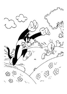 tweety bird coloring pages coloring pages tweety 66 cartoons