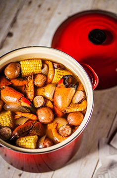 Mike Lata Lowcountry Boil