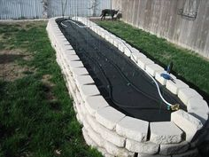Raised Flower Bed Construction | How to Build Raised Flower Beds