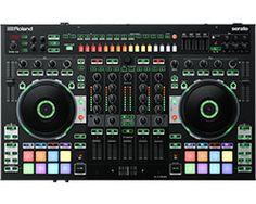 Roland - Aira DJ-808 Serato DJ Controller
