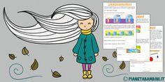 Schede didattiche sull'aria per la scuola primaria