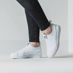 Buy adidas superstar slip on women cheap   OFF72% Discounted 03f17bbbf60e6
