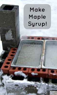 How to Make Maple Syrup - lifefromthegroundup.us