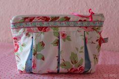 Krims-Krams-Tasche für Mädchen