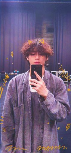Kim taehyung V Tae Taehyung Selca, Kim Namjoon, Bts Bangtan Boy, Foto Bts, V Bts Cute, Ft Tumblr, V Bts Wallpaper, Bts Aesthetic Pictures, Album Bts