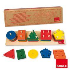 Ensertables 25 Formas Color   Diset