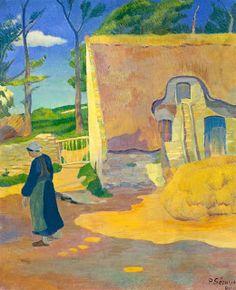 Maison-Musée du Pouldu : Paul Sérusier, son séjour au Pouldu