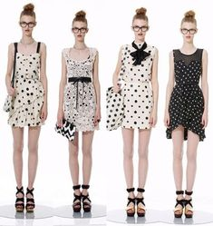 marc by marc jacobs black & white