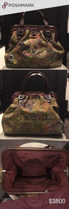 Chanel Tote Used only once CHANEL Bags Totes