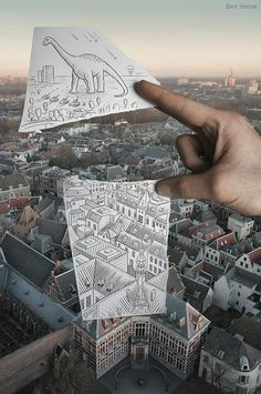 Overhead City