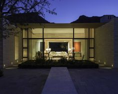 Gallery of Stone Court Villa / Marwan Al Sayed Inc. - 23