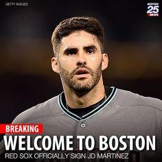 2019 Topps todo-Star JD Martinez NOW Boston Red Sox