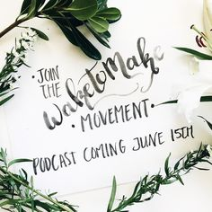 Have you joined the #waketomake movement? It's all about you coming alive to what you were created to do. The whole team (Lilah Zac and Mike of course) are here to support you: empowering inspiring and equipping you. What types of topics would you like to listen to in our first podcast episodes? We'll be releasing our first set of episodes on June 15th!  Check out our Patreon page to read more about the movement and support the movement for as little as $1. If everyone of our fans gave a…