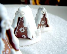 Gingerbread House Nordic style