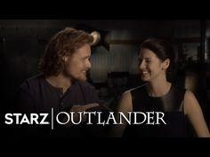 Outlander | Sam & Caitriona Read Your Tweets | STARZ - YouTube