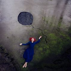 9 Surreal Self-Portraits Show Photographer's Influence from Dance