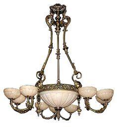 Image result for victorian chandelier